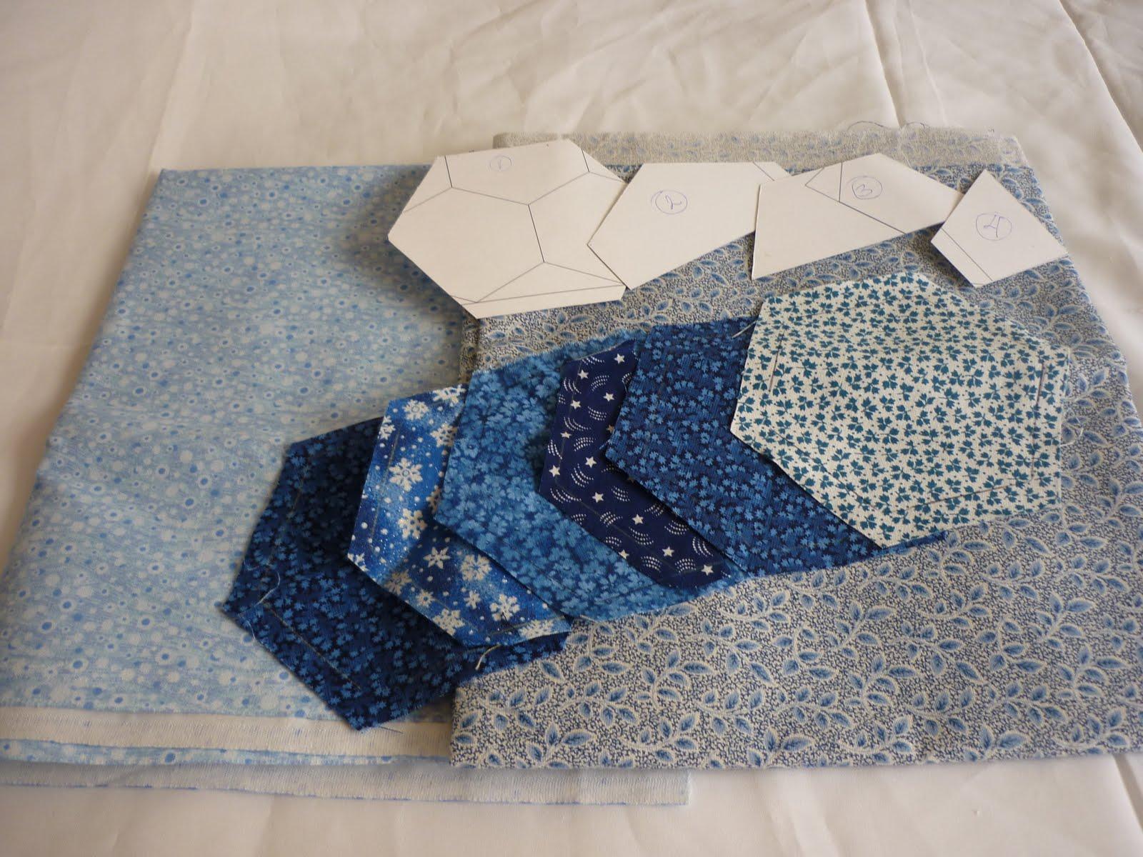 Casita del patchwork cojin el jardin de la abuela - La casita del patchwork ...