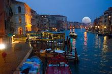 Venice Full Moon