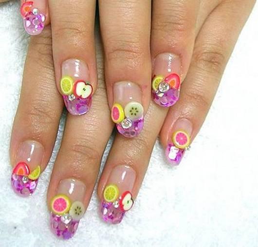creative & decorative nail art