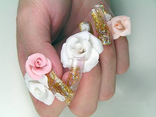 Creative & Decorative Nail Art Designs