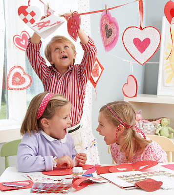 Valentine Craft Ideas  Kids on Valentine Ideas For Kids