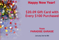 New Year Gift Cards