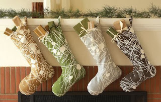 stockings for new year holidays