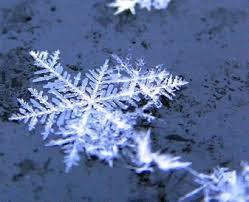 twinkling snowflake new year