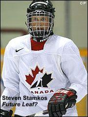 Steven Stamkos, future Leaf
