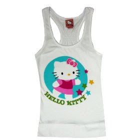 Hello Kitty Tank Top and Camisole Collection!