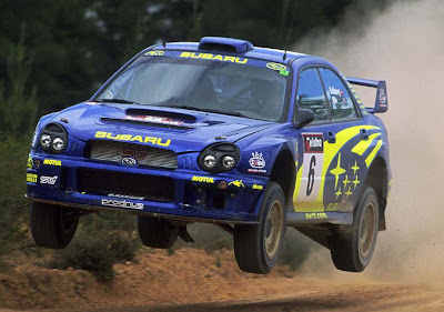 SHOCK! Subaru Quits WRC