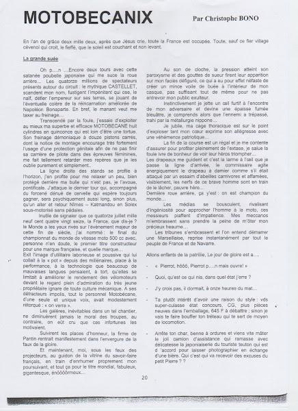 Illustration de texte