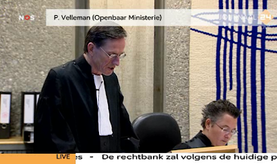 prosecutor Paul Velleman ordered arrest cartoonist Nekschot