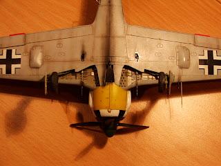 Focke Wolf fw-190A-4 Tamiya
