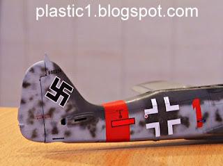 Tamiya 1/48 Fw-190 A-8 Rauhbautz