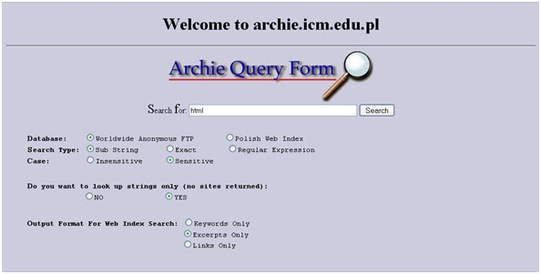It or not the first internet search engine was created in 1990 ab572 1