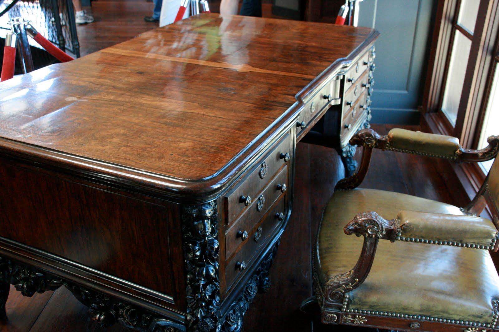 godfather replica office desk chair