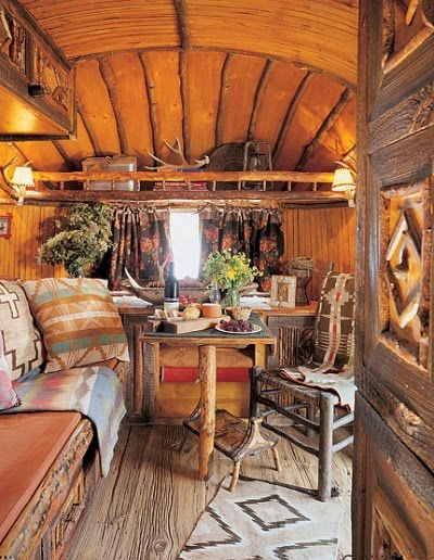 Vignette design design bucket list 1 remodel an airstream for Interior motorhome designs