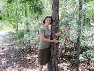 cam treehugger2 - Treehugger Tee