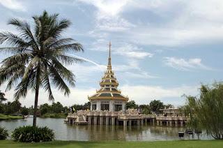 Nonthaburi Tourism