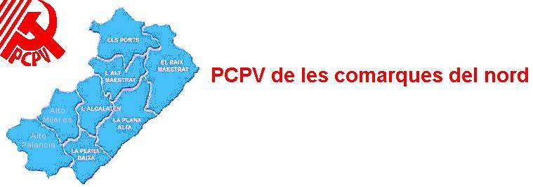 PCPV de les comarques del nord