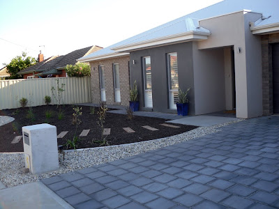 View topic our custom build with rossdale 6 months for Front garden design ideas melbourne
