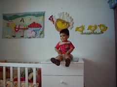 Mi sobrino Francisco Ignacio