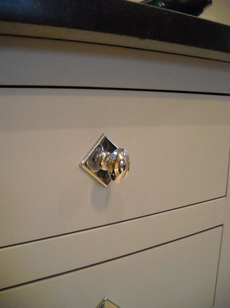 Kitchen Cabinet Knobs With Backplates Cabinet Knob With Backplate Higham Furniture