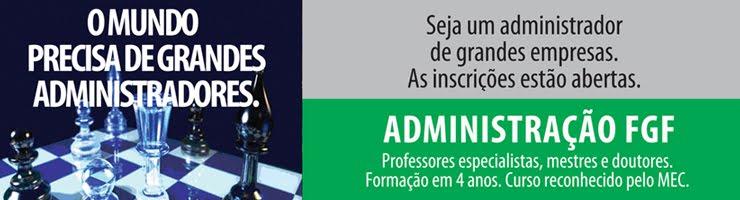 Curso de Administração - FGF