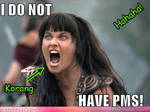 gambar pms pre menstrual syndrome photo