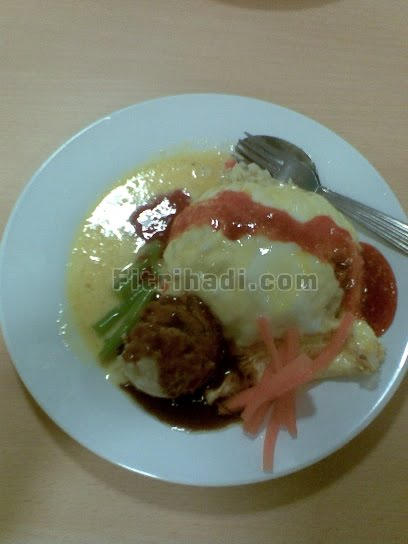 gambar special omelette rice photo egg house jusco