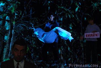 gambar hantu filem khurafat syamsul yusof