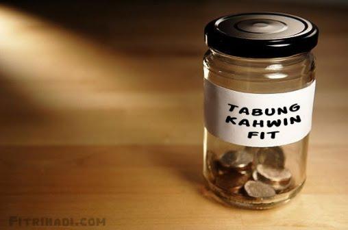 gambar tips menabung tabung wang jimat