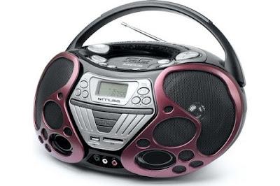Radioodtwarzacz: MUSE M-28RD