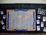 2 de Abril de 1982.Día del veterano y de los caídos en la guerra de Malvinas malvinas de abril