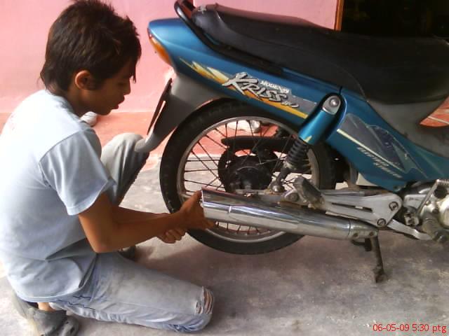 Bengkel Motosikal