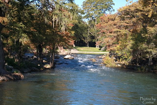 Guadalupe River at Gruene, TX