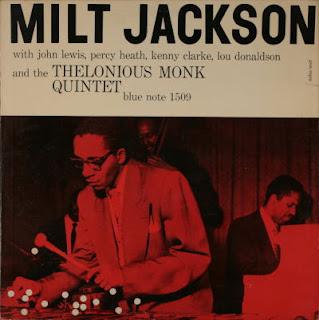 Milt Jackson with Horace Silver - The Complete Milt Jackson