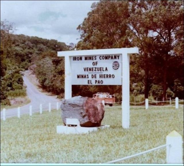 ENTRADA FACILIDADES OPERATIVAS AÑO 1974