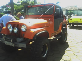 JEEP FAXINAL
