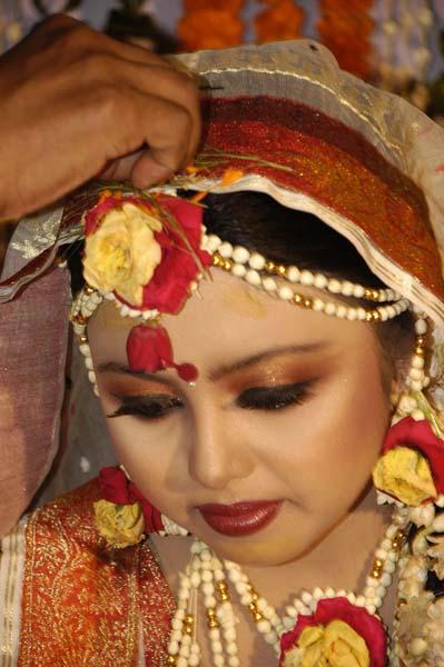 wedding photo: Srabonti Holud-27/07/09