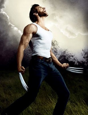 Hugh Jackman is Logan aka Wolverine