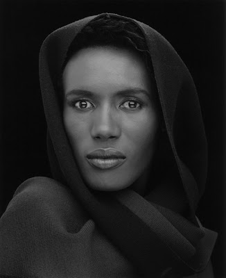 "Robert Mapplethorpe ""Grace Jones"""