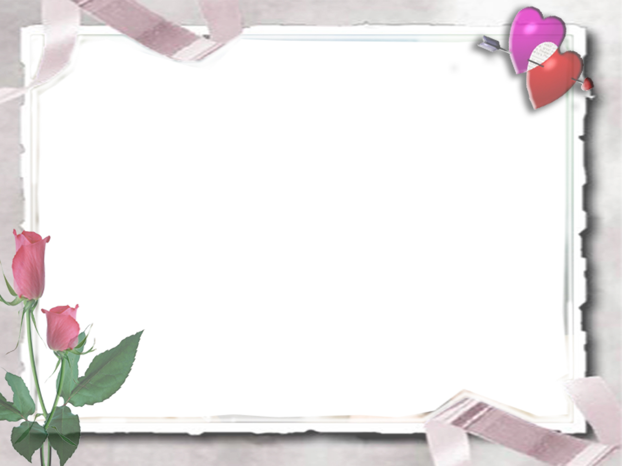 Beauty Frame PSD