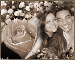 Eu e minha Esposa Ev.Sheila Guedes
