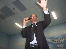 Ev. Isaac Souza em Osasco