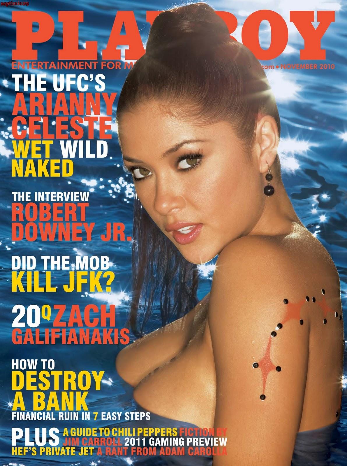 Playboy USA – Arianny Celeste
