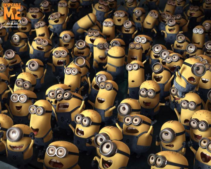 Despicable Me Creatures