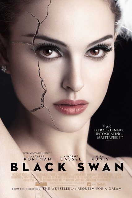 We've been waiting for this battle since film one… Bring it!! Black Swan - A
