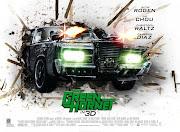 The Green Hornet (12a)