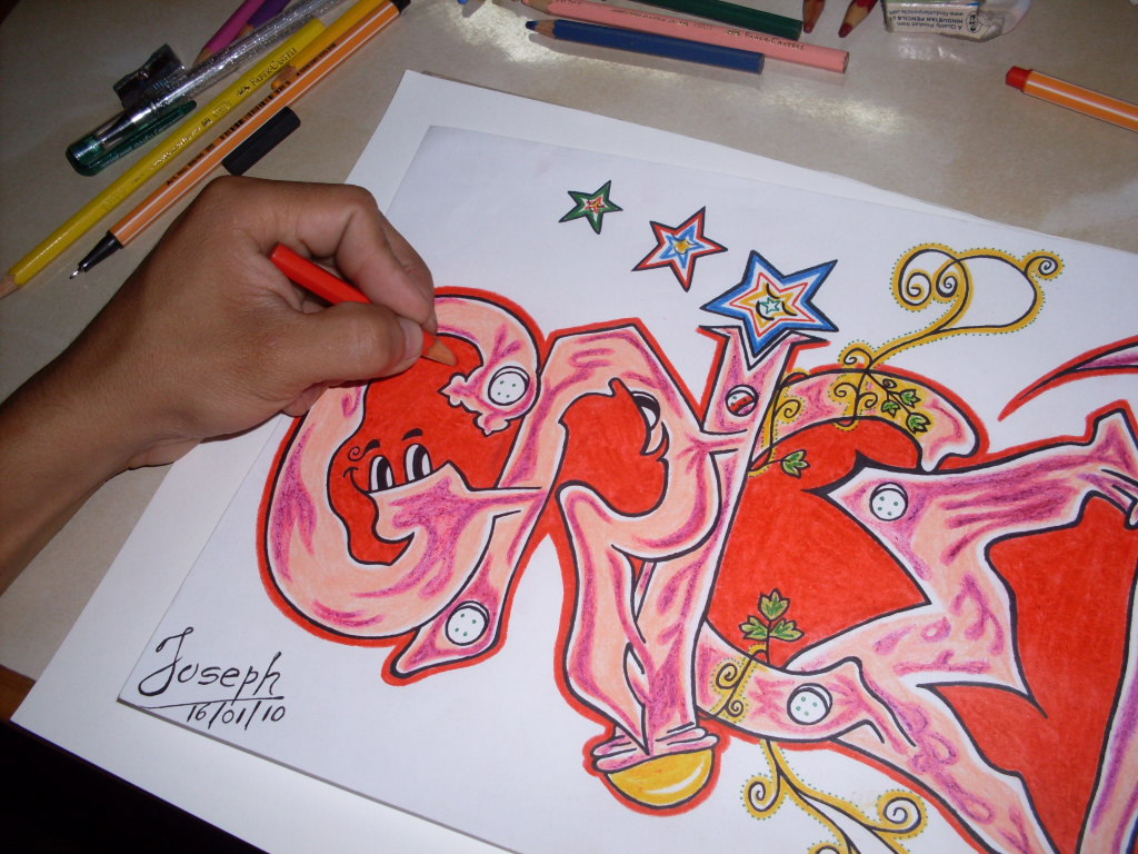 Graffitis Con Nombre Gricel Todo Para Facebook Imagenes