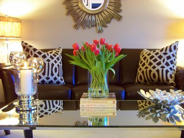 Home decor budgetista home tour living room for Room decor marshalls