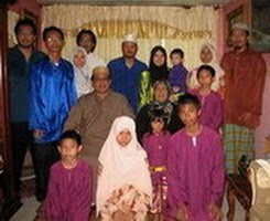 IDRIS TALU'S FAMILY