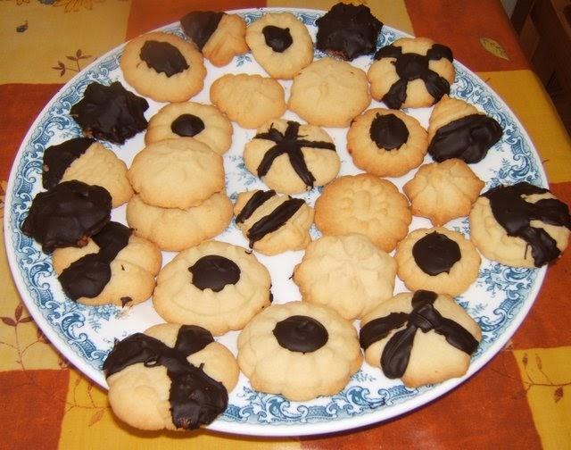 Cocina para todos galletas de mantequilla - Cocina para todos ...